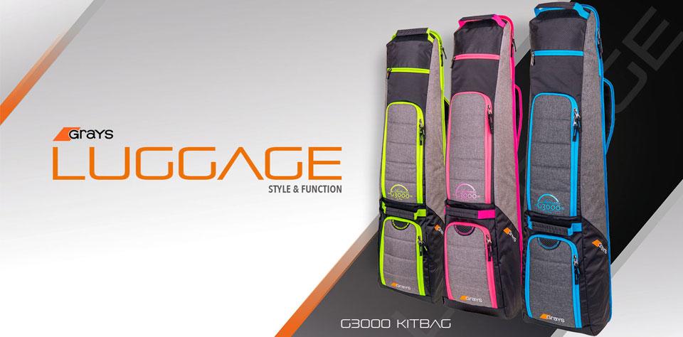 Hockey Luggage