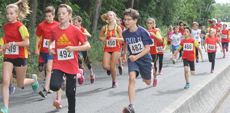 All Junior Running