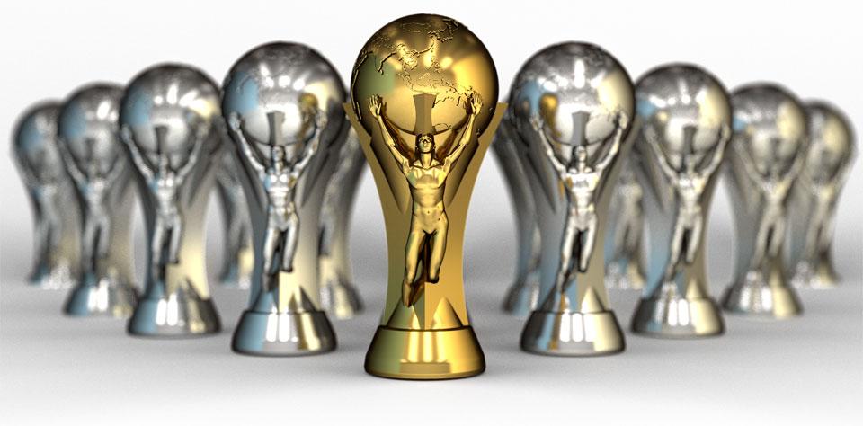 Running Trophies & Awards